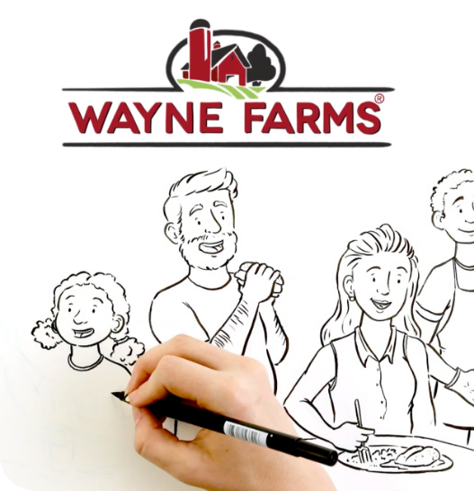 WAYNE FARMS LINE ASSOCIATE VIDEO