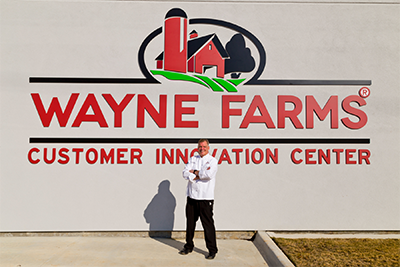 Wayne Farms' Collaborative Take on R&D