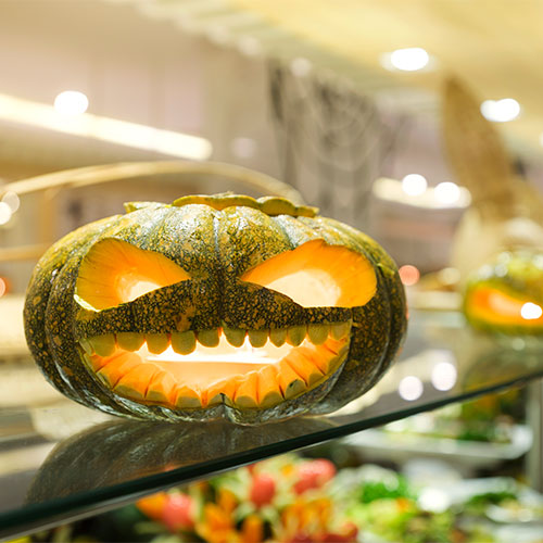 Wayne Farms' A COVID HALLOWEEN